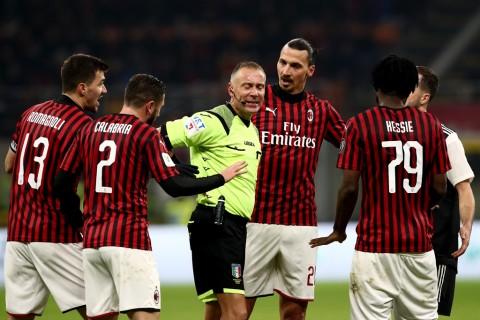AC Milan Konfirmasi Belum Gelar Latihan