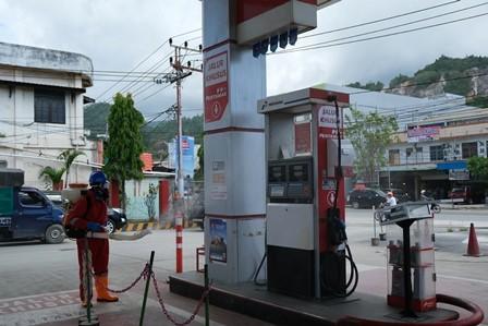Imbas Covid-19, Pertamina Catat Penurunan Konsumsi BBM di Papua