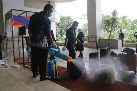 Kemenpar Sediakan Hotel Gratis bagi 1.000 Tenaga Medis