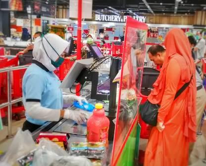 Carrefour Tetap Buka di Tengah Korona