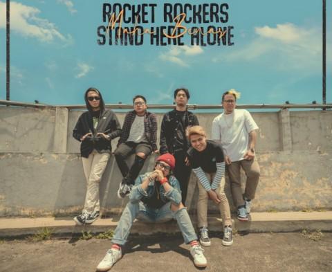 Kolaborasi Rocket Rockers dan Stand Here Alone Buat Lagu Anti Perundungan