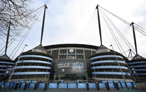 City Tawarkan Stadion Etihad sebagai Tempat Pelatihan Medis