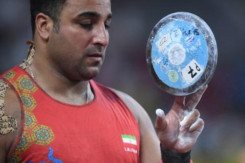Pahlawan Atletik Iran Positif Covid-19