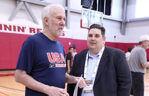NBA Diprediksi Bisa Bergulir Tanpa Penonton