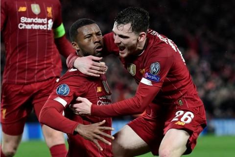 Liverpool Pantas Juara Jika Kompetisi Dihentikan
