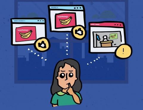5 Tips Terhindar dari Informasi yang Salah Tentang Virus Korona