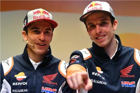Marquez Bersaudara Ajak Penggemar MotoGP Perangi Covid-19