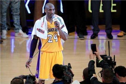 Handuk Kobe Bryant Terjual Lebih Dari Rp500 Juta