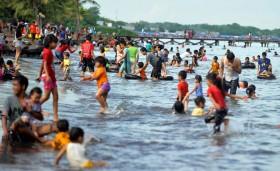Pengunjung Objek Wisata di Makassar Turun akibat Virus Korona