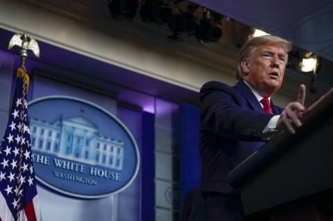 Trump Sebut Korban Meninggal Covid-19 di AS Bisa Capai 100 Ribu