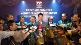 NOC Indonesia Masih Tunggu IOC Kepastian Digelarnya Olimpiade
