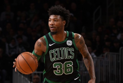Guard Boston Celtics Marcus Smart Pulih dari Covid-19