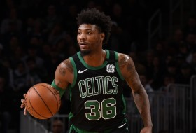 Guard Boston Celtics Marcus Smart Pulih dari Covid-19