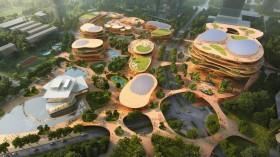 Shenzhen Terraces, Kawasan Terintegrasi dengan Desain Unik