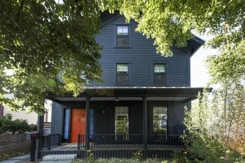 Rumah Bergaya Pedesaan Era 1847 Dijual