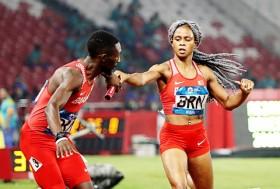 Kejuaraan Dunia Atletik Diundur Hingga 2022