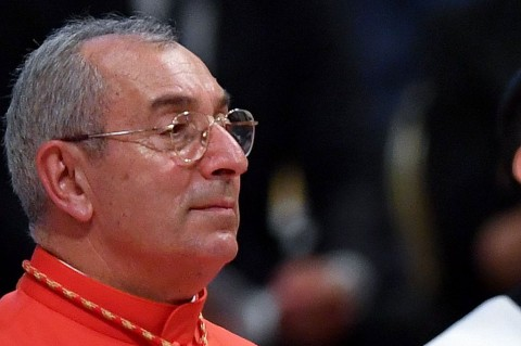 Kardinal Roma Angelo De Donatis Positif Covid-19