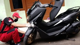 Stay At Home, Biar Mekanik Motor Ke Rumah