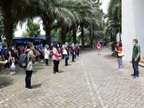 Mahasiswa UB Asal Malaysia Dipulangkan