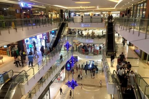 Mal di DKI Jakarta Belum Tutup 100%