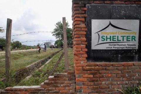 Shelter Rohingya di Aceh Dijadikan Tempat Isolasi Covid-19