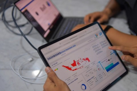 BPS Perpanjang Periode Sensus Penduduk <i>Online</i>