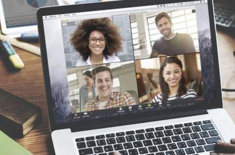 Begini Cara Pakai Layanan Konferensi Video Zoom