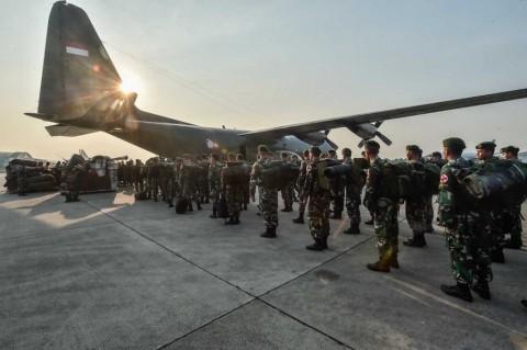 TNI Dinilai Mampu Membantu Penanganan Korona