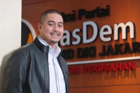 Legislator NasDem DKI Sumbang Gaji untuk Penanganan Korona