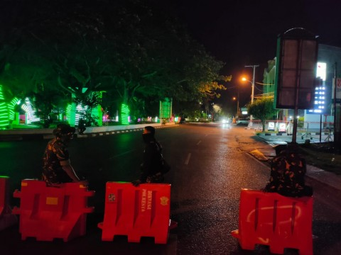 Aceh Berlakukan Jam Malam Cegah Penyebaran Korona