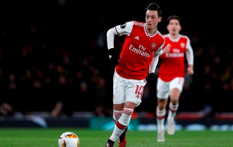 Oezil Sudah Tidak Punya Masa Depan di Arsenal