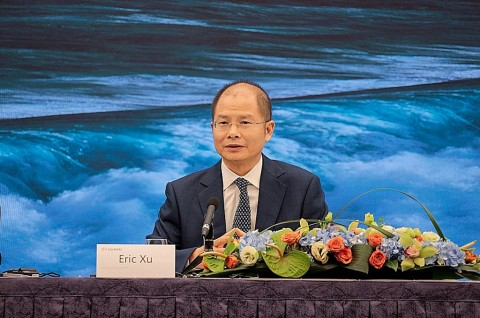 Huawei Akui Larangan Dagang AS Mengurangi Pendapatannya