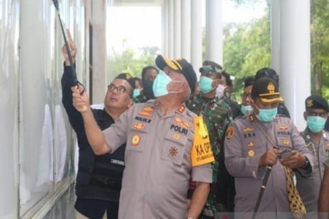 Nihil Pos Keamanan di Lokasi Penembakan Freeport