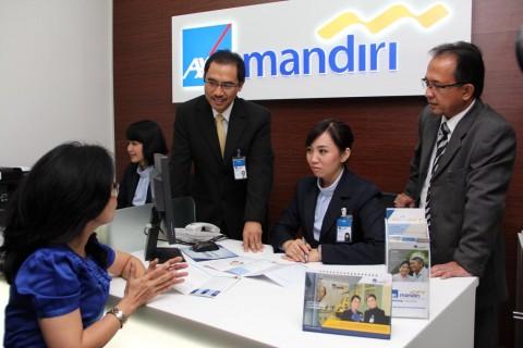 Bank Mandiri Beri Asuransi Rp1 Triliun untuk Tenaga Medis