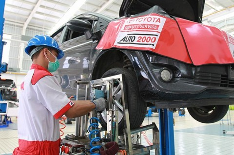 Ini Fungsi Wheel Alignment di Mobil