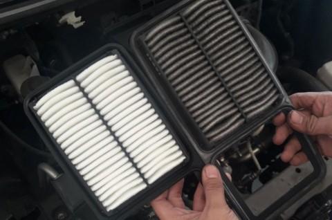 Trik Mudah Membersihkan Filter Udara Kotor