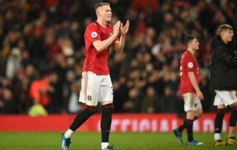 McTominay Dinilai Bakal Jadi Legenda Manchester United