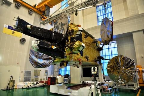 PSN dan Indosat Ooredoo Luncurkan Satelit Nusantara Dua