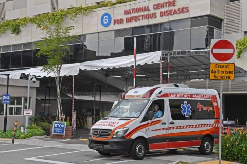 WNI Kedua di Singapura Meninggal karena Virus Korona