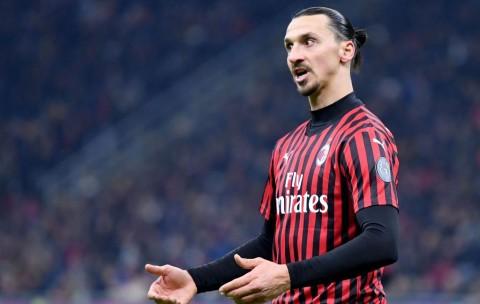 Masa Depan Ibrahimovic di Milan Masih Samar