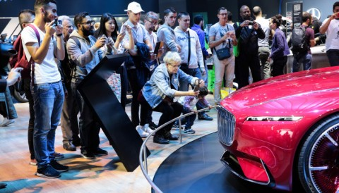 Masih Enam Bulan Lagi, Paris Motor Show 2020 Dibatalkan