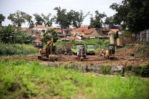 Pembangunan Kolam Retensi di Bandung Dikebut