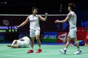 Susah Menang Lawan Endo/Watanabe, Marcus/Kevin Bakal Dievaluasi