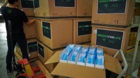 Produsen Aksesori Gaming Razer Siapkan Pabrik Masker Canggih