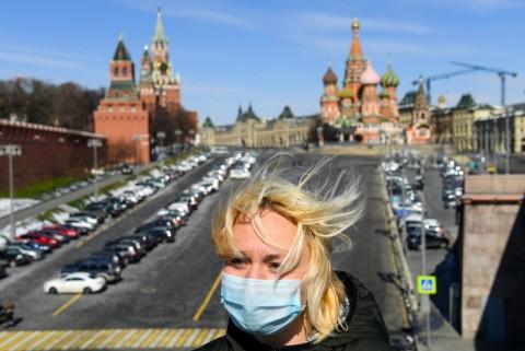 Rusia Kirimkan Pasokan Medis ke Amerika Serikat