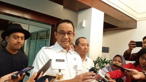 Anies Memprediksi 4 Ribu Positif Korona di Jakarta