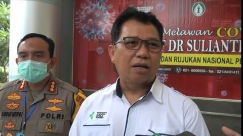 Pasien Sembuh Korona di RSPI Sulianti Saroso Capai 20 Orang