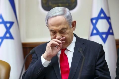 PM Israel Kembali Dikarantina Usai Menkes Positif Korona