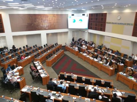 Buruh Desak DPR Setop Pembahasan Omnibus Law Cipta Kerja