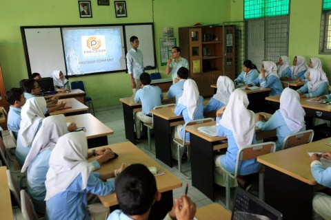 Jokowi:  PISA Jadi Acuan Standar Pendidikan Gantikan UN